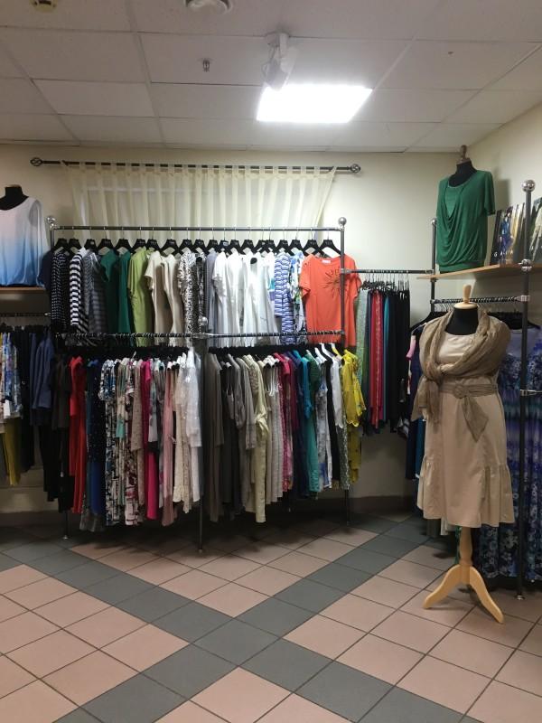 Магазин итальянской одежды Ивальди в Самаре